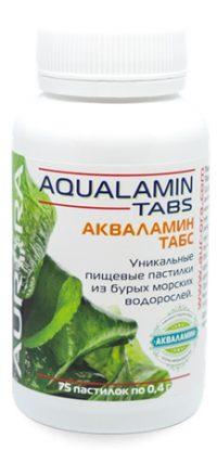 Акваламин Табс (Aqualamin Tabs)